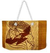 Presence - Tile Weekender Tote Bag