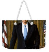 President Bill Clinton Weekender Tote Bag