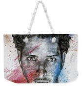 Pretty Noose - Tribute To  Chris Cornell Weekender Tote Bag