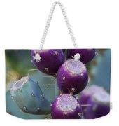 Prickly Pear Fruit  Weekender Tote Bag