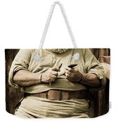 Primitive Man Weekender Tote Bag