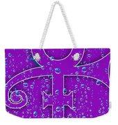Prince Purple Rain Tribute Weekender Tote Bag