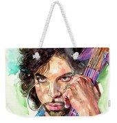 Prince Rogers Nelson Portrait Weekender Tote Bag