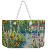 Provence South Of France Weekender Tote Bag
