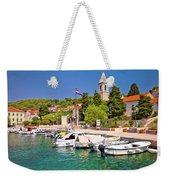 Prvic Luka Island Village Waterfront View Weekender Tote Bag