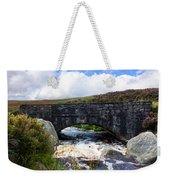 Ps I Love You Bridge In Ireland Weekender Tote Bag