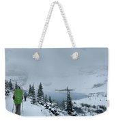 Ptarmigan Lake - Glacier National Park Weekender Tote Bag