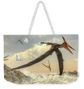 Pteranodon Birds Flying - 3d Render Weekender Tote Bag