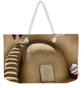 Pueblo Oven Weekender Tote Bag