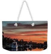 Punta Gorda From Bal Harbor Weekender Tote Bag