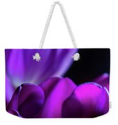 Purple Tulips 1 Weekender Tote Bag