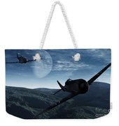 Pursuit Of The Fox  Weekender Tote Bag