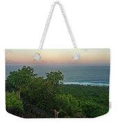 Quam Sunrise Weekender Tote Bag