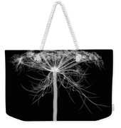 Queen Annes Lace, X-ray Weekender Tote Bag