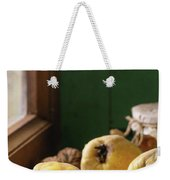Quince And Honey Weekender Tote Bag