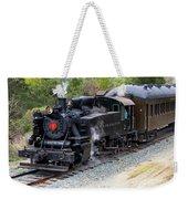 Quincy Railroad No. 2 Weekender Tote Bag