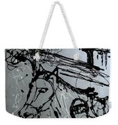 Race Day Weekender Tote Bag