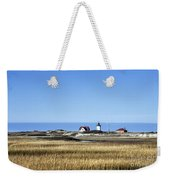 Race Point Lighthouse Weekender Tote Bag