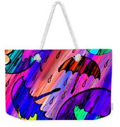Rainy Day Love Weekender Tote Bag
