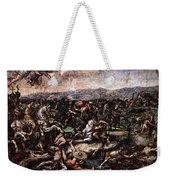 Raphael The Battle At Pons Milvius  Weekender Tote Bag