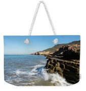 Point Loma Tide Pools Area Weekender Tote Bag