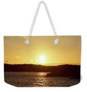 Raumanmeri Sunset Weekender Tote Bag