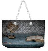 Reading Light Weekender Tote Bag