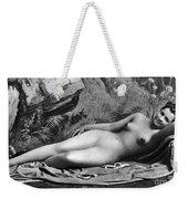 Reclining Nude, C1885 Weekender Tote Bag