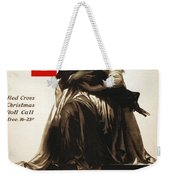 Red Cross Poster, C1918 Weekender Tote Bag