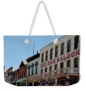 Red Dog Saloon Weekender Tote Bag