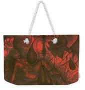 Red Hell  Weekender Tote Bag