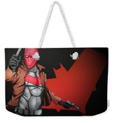 Red Hood Weekender Tote Bag