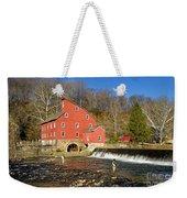 Red Mill Weekender Tote Bag