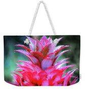 Red Pineapple Weekender Tote Bag