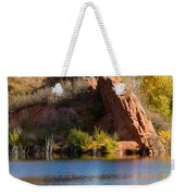 Red Rock Canyon And Garden Of The Gods Weekender Tote Bag
