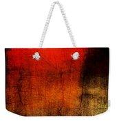 Red Tide Vertical Weekender Tote Bag