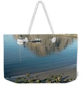 Reflection Anchorage  Weekender Tote Bag