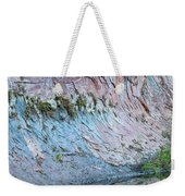 Reflections In Oak Creek Canyon Weekender Tote Bag