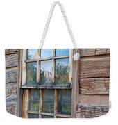 Reflections Of Time Weekender Tote Bag by Sandra Bronstein