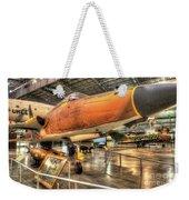 Republic F-105, Thunderchief Weekender Tote Bag