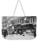 Revolution Of 1917 Weekender Tote Bag