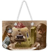 Reynauds Praxinoscope For The Home, 1883 Weekender Tote Bag