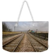 Ribblehead Station Weekender Tote Bag