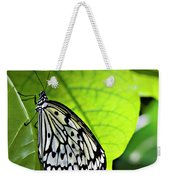 Rice Paper Butterfly 6 Weekender Tote Bag