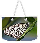 Rice Paper Butterfly 8 Weekender Tote Bag