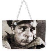 Richard Burton, Vintage Actor Weekender Tote Bag
