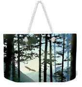 Riding The Warm Currents Weekender Tote Bag