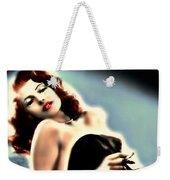 Rita Hayworth Weekender Tote Bag