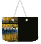 River Cam Weekender Tote Bag