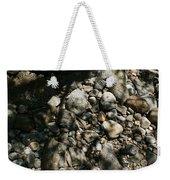 River Stones Weekender Tote Bag